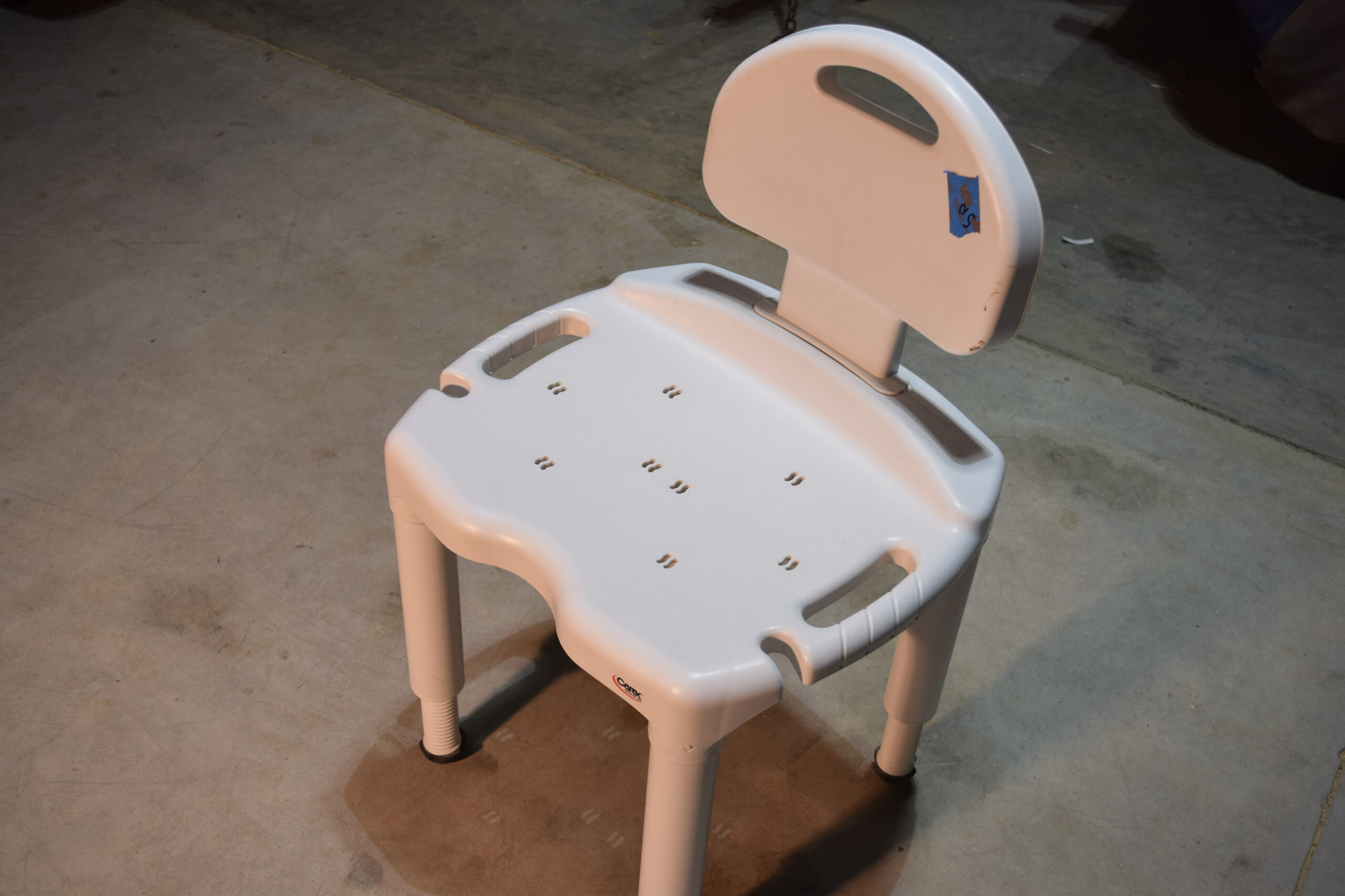 Carex Shower Chair Handihub More Therapy Equipment Available