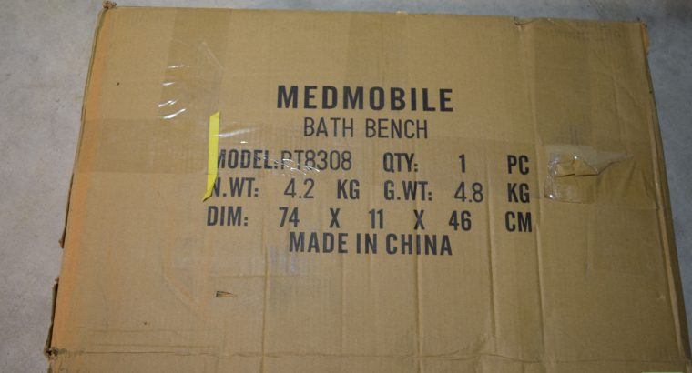 Medmobile Bath Bench