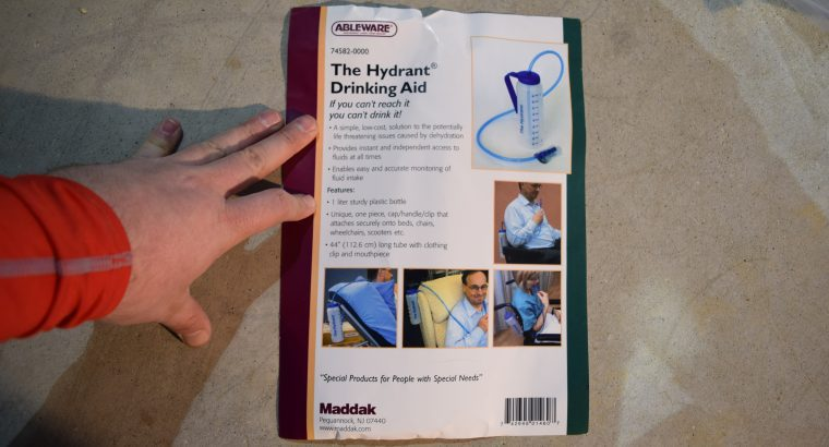 Ableware Drinking Aid