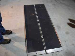 5ft folding wheelchair ramp