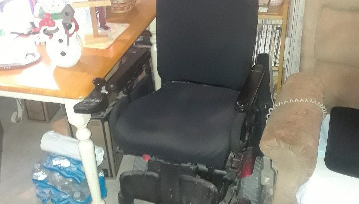 Zero gravity electric wheel chair was very expensive only few years old